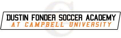 Dustin Fonder Soccer Academy at Campbell University
